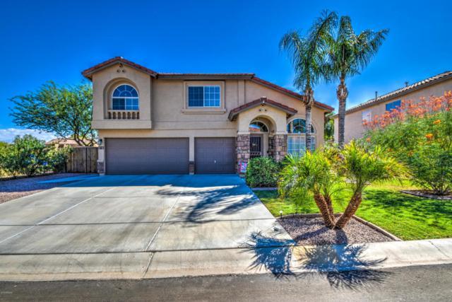 477 E Poncho Lane, San Tan Valley, AZ 85143 (MLS #5821221) :: Arizona 1 Real Estate Team