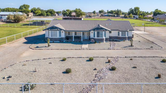 2385 E Dryhead Road, San Tan Valley, AZ 85140 (MLS #5821223) :: Arizona 1 Real Estate Team