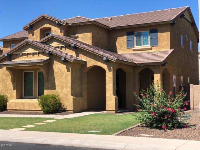 2894 E Wyatt Way, Gilbert, AZ 85297 (MLS #5821259) :: Arizona 1 Real Estate Team