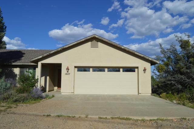 1827 N Topaz Road, Prescott, AZ 86301 (MLS #5821263) :: Conway Real Estate