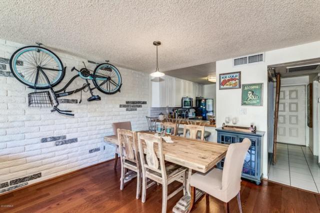 4354 N 82ND Street #158, Scottsdale, AZ 85251 (MLS #5821311) :: Brett Tanner Home Selling Team