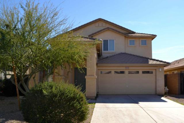 2901 W Angel Way, San Tan Valley, AZ 85142 (MLS #5821345) :: The Everest Team at My Home Group