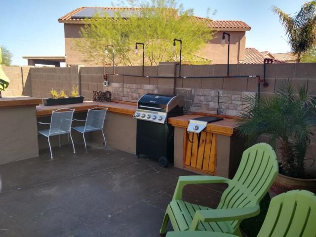 162 N 227TH Lane, Buckeye, AZ 85326 (MLS #5821522) :: The Garcia Group @ My Home Group
