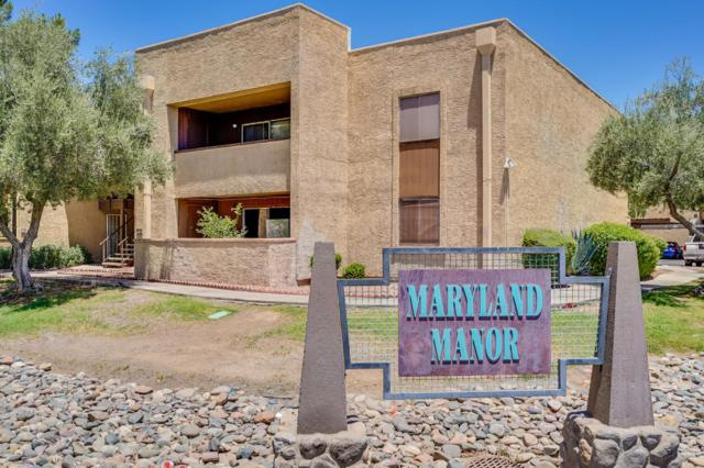 4608 W Maryland Avenue #102, Glendale, AZ 85301 (MLS #5821543) :: Phoenix Property Group