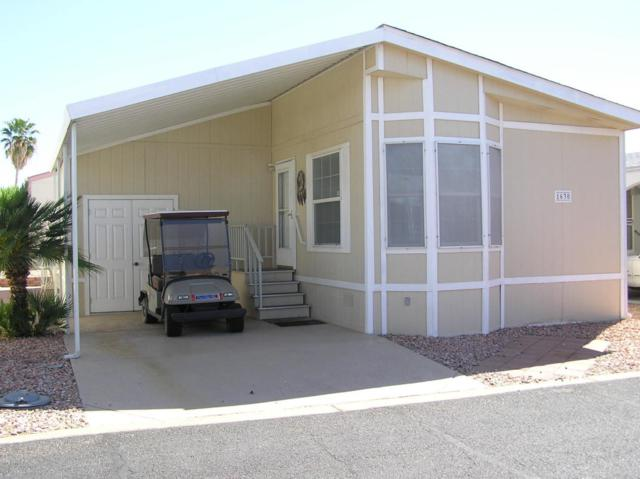 17200 W Bell Road #1630, Surprise, AZ 85374 (MLS #5821565) :: The Daniel Montez Real Estate Group