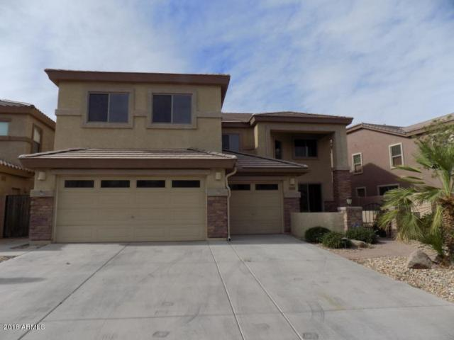44139 W Mescal Street, Maricopa, AZ 85138 (MLS #5821566) :: Revelation Real Estate