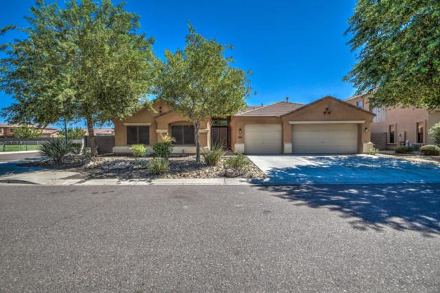 8619 S 46TH Drive, Laveen, AZ 85339 (MLS #5821574) :: Group 46:10