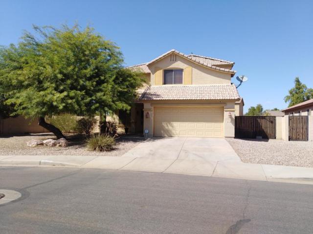1520 E Racine Drive, Casa Grande, AZ 85122 (MLS #5821575) :: The W Group