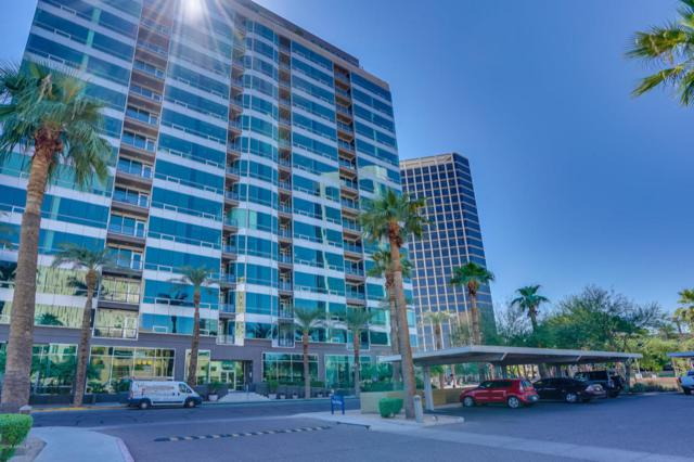 1 E Lexington Avenue #705, Phoenix, AZ 85012 (MLS #5821616) :: Arizona 1 Real Estate Team