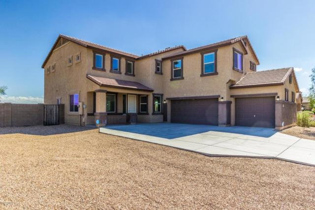 21739 W Hess Avenue, Buckeye, AZ 85326 (MLS #5821700) :: The Garcia Group