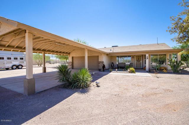 52127 W Flamingo Avenue, Maricopa, AZ 85139 (MLS #5821756) :: Revelation Real Estate