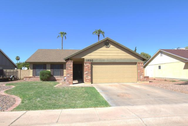 1530 W Loughlin Drive, Chandler, AZ 85224 (MLS #5821769) :: Revelation Real Estate