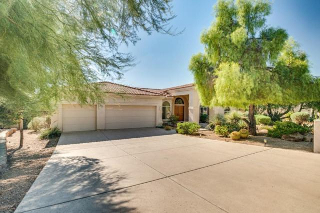 23026 N Las Lavatas Road, Scottsdale, AZ 85255 (MLS #5821785) :: The W Group