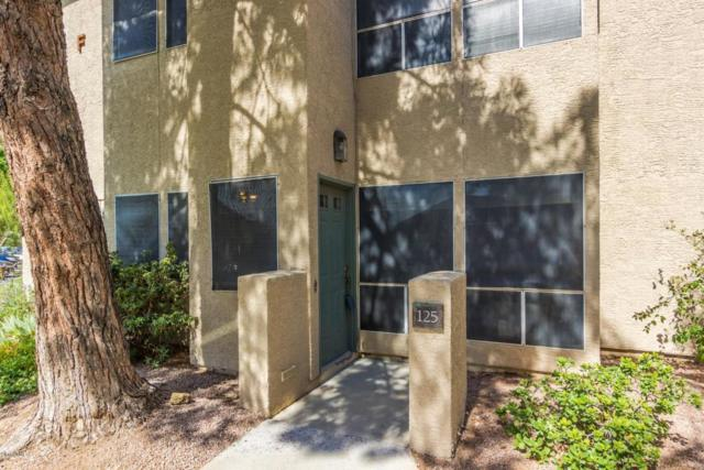 101 N 7th Street #125, Phoenix, AZ 85034 (MLS #5821881) :: RE/MAX Excalibur