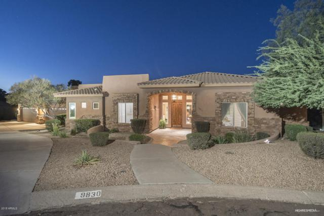 9830 N Littler Drive, Fountain Hills, AZ 85268 (MLS #5821913) :: Lux Home Group at  Keller Williams Realty Phoenix