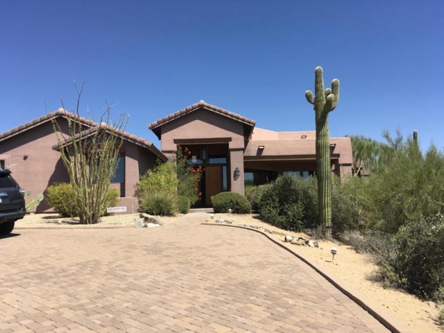 23217 N 94TH Place, Scottsdale, AZ 85255 (MLS #5821916) :: The W Group