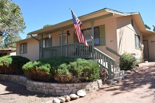 811 N Granite Drive, Payson, AZ 85541 (MLS #5821933) :: The Garcia Group @ My Home Group