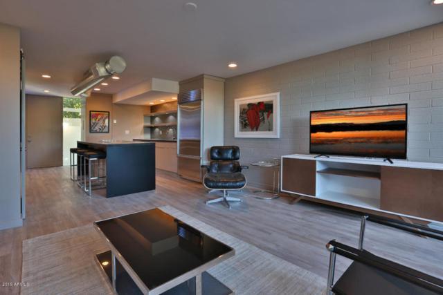 4401 N 40TH Street #8, Phoenix, AZ 85018 (MLS #5821950) :: The Daniel Montez Real Estate Group