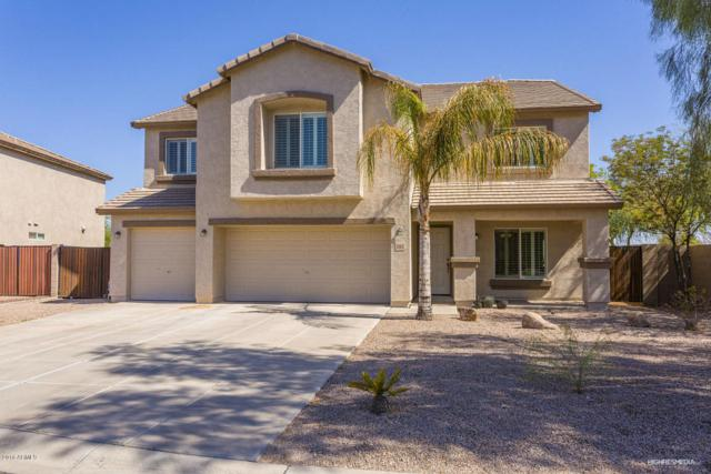 3362 E Morenci Road, San Tan Valley, AZ 85143 (MLS #5821974) :: The Jesse Herfel Real Estate Group