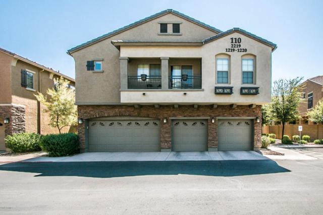 1350 S Greenfield Road #1220, Mesa, AZ 85206 (MLS #5821992) :: Revelation Real Estate