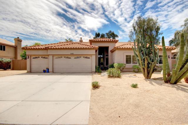 2481 E Gemini Street, Gilbert, AZ 85234 (MLS #5822035) :: Santizo Realty Group
