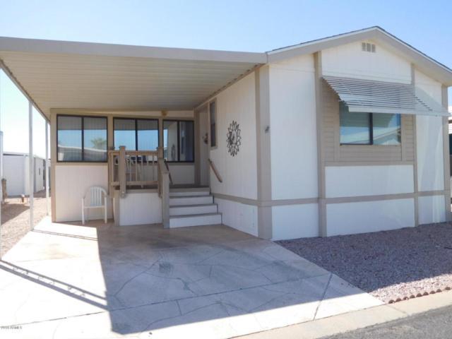 17200 W Bell Road #1671, Surprise, AZ 85374 (MLS #5822042) :: The Daniel Montez Real Estate Group