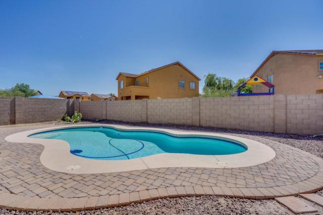 5013 W Novak Way, Laveen, AZ 85339 (MLS #5822064) :: Group 46:10