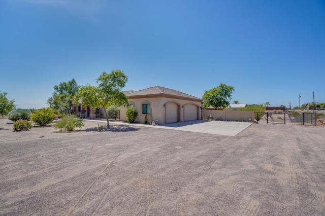 1174 N Acacia Road, Apache Junction, AZ 85119 (MLS #5822089) :: Occasio Realty