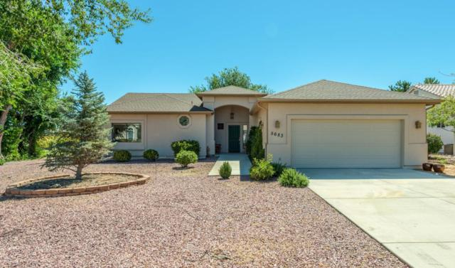 5683 Hole In One Drive, Prescott, AZ 86301 (MLS #5822103) :: Conway Real Estate