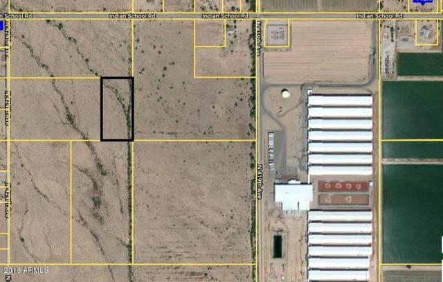 0 W Indian School Road, Tonopah, AZ 85354 (MLS #5822146) :: The Results Group