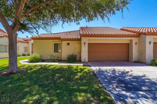45 E 9TH Place #35, Mesa, AZ 85201 (MLS #5822224) :: Santizo Realty Group