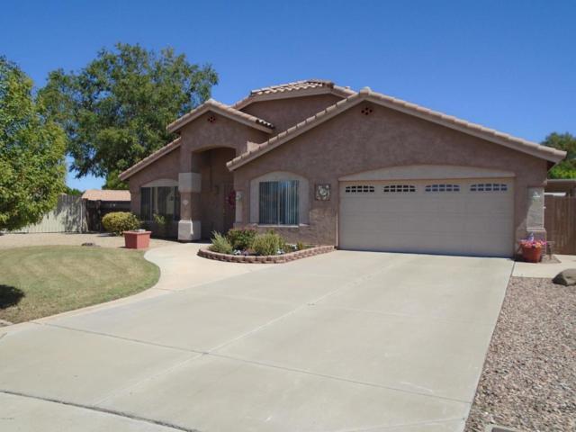 631 S Lanus Drive, Gilbert, AZ 85296 (MLS #5822262) :: The Jesse Herfel Real Estate Group