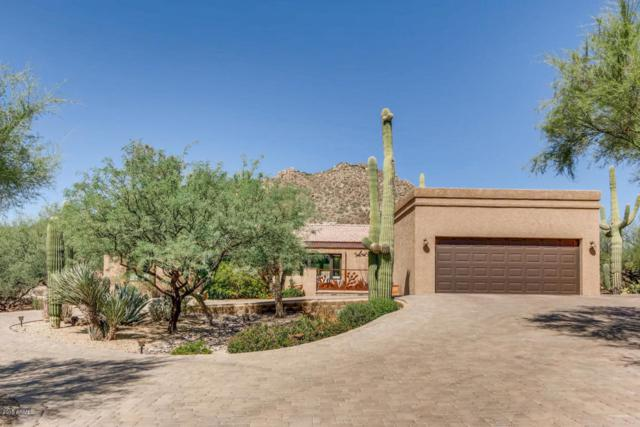 2202 N Sagebrush Lane, Carefree, AZ 85377 (MLS #5822316) :: RE/MAX Excalibur