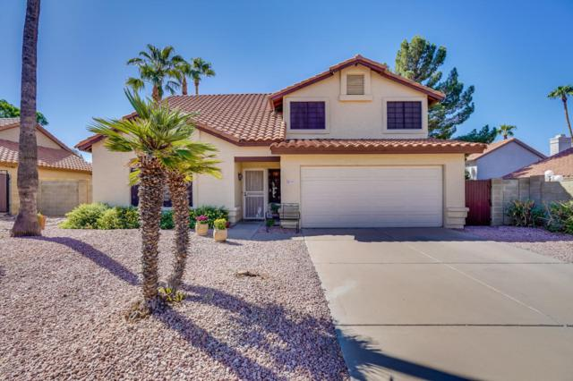 5917 E Fox Circle, Mesa, AZ 85205 (MLS #5822387) :: The Daniel Montez Real Estate Group