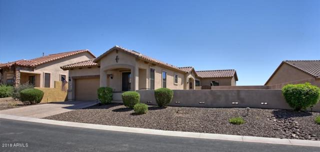 8735 E Jaeger Street, Mesa, AZ 85207 (MLS #5822388) :: The Daniel Montez Real Estate Group