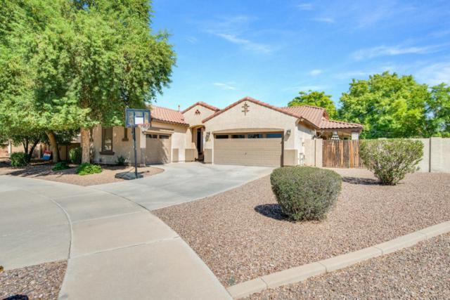20357 S 187TH Street, Queen Creek, AZ 85142 (MLS #5822390) :: The Daniel Montez Real Estate Group