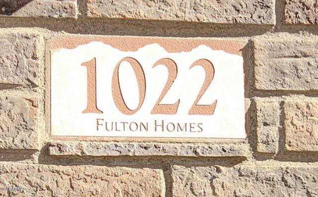 1022 S Storment Lane, Gilbert, AZ 85296 (MLS #5822408) :: Team Wilson Real Estate