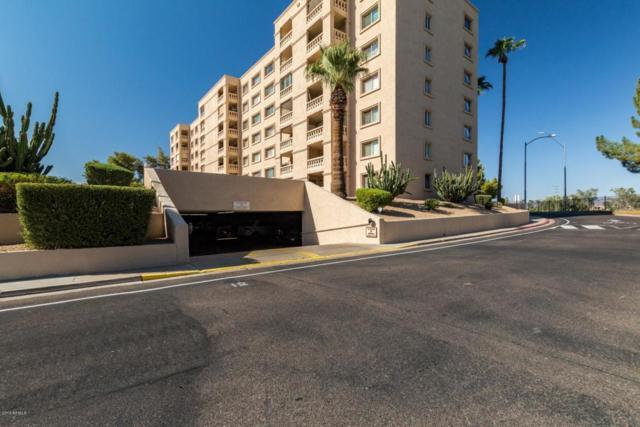7970 E Camelback Road #601, Scottsdale, AZ 85251 (MLS #5822421) :: The Carin Nguyen Team