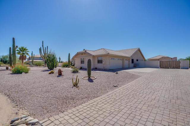 7919 E Mawson Road, Mesa, AZ 85207 (MLS #5822425) :: The Daniel Montez Real Estate Group