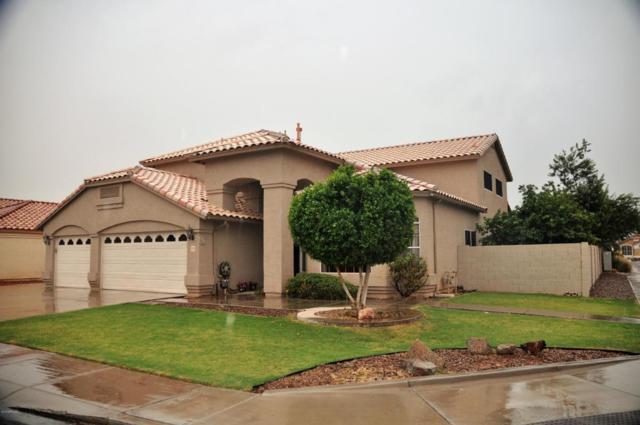 1233 E Spur Avenue, Gilbert, AZ 85296 (MLS #5822531) :: The W Group