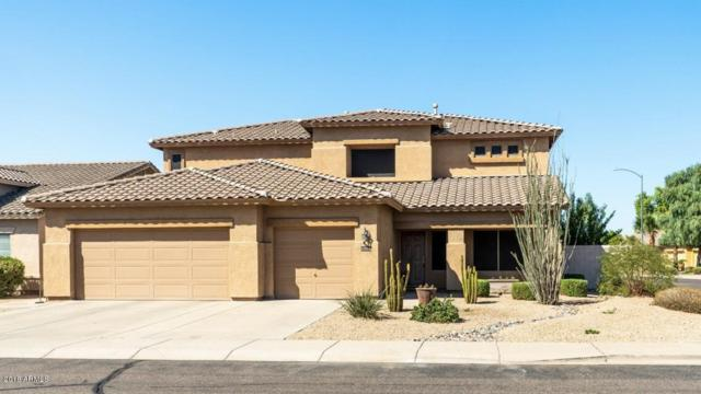 12924 W Flower Street, Avondale, AZ 85392 (MLS #5822609) :: Brett Tanner Home Selling Team