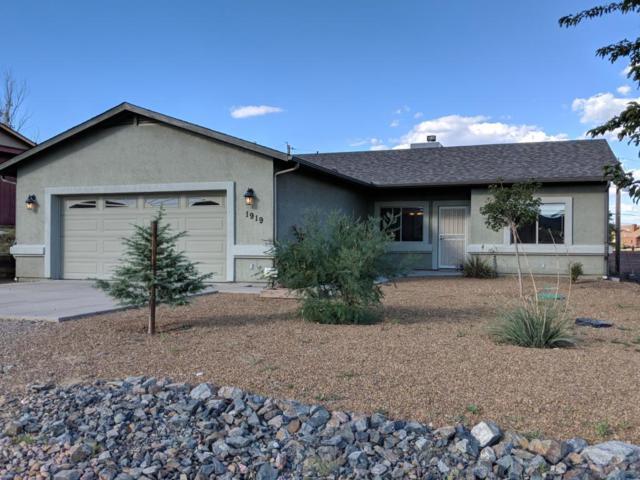 1919 N Quartz Drive, Prescott, AZ 86301 (MLS #5822613) :: Riddle Realty