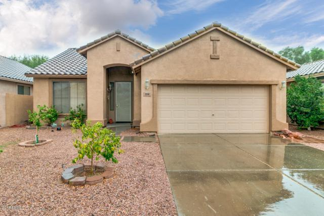 254 E Canary Court, San Tan Valley, AZ 85143 (MLS #5822753) :: The Wehner Group