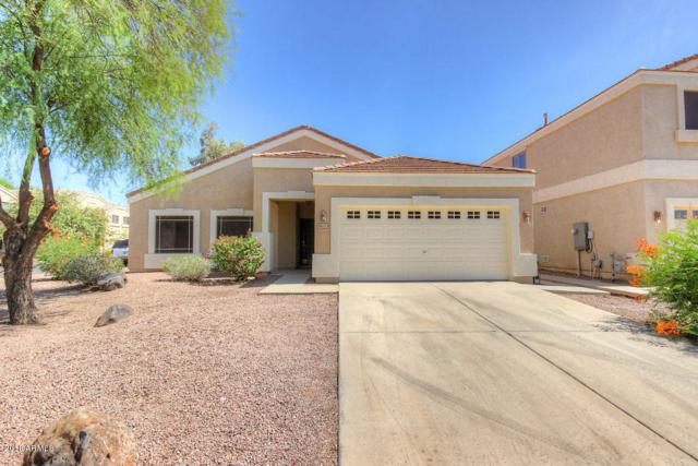 39073 N Dusty Drive, San Tan Valley, AZ 85140 (MLS #5822783) :: Kelly Cook Real Estate Group