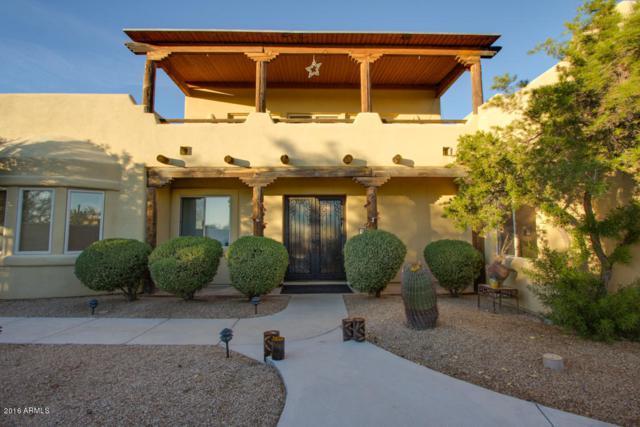 28205 N 67TH Street, Cave Creek, AZ 85331 (MLS #5822823) :: The Wehner Group