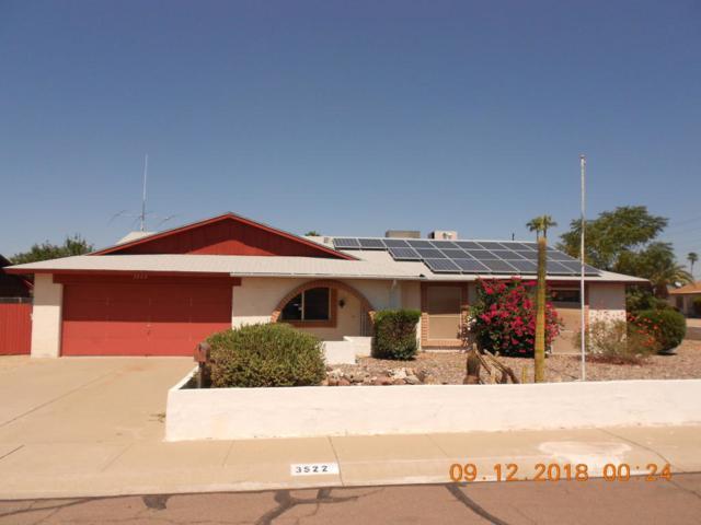 3522 W Michelle Drive, Glendale, AZ 85308 (MLS #5822869) :: Group 46:10