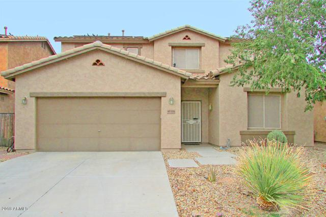 45358 W Alamendras Street, Maricopa, AZ 85139 (MLS #5822870) :: Keller Williams Legacy One Realty