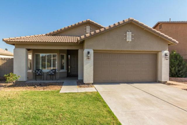 3823 E Thunderheart Trail, Gilbert, AZ 85297 (MLS #5822914) :: Group 46:10