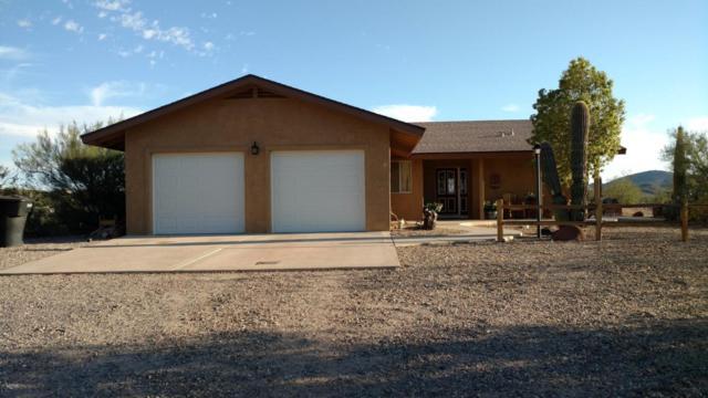 51515 N Mockingbird Road, Wickenburg, AZ 85390 (MLS #5822927) :: The Daniel Montez Real Estate Group