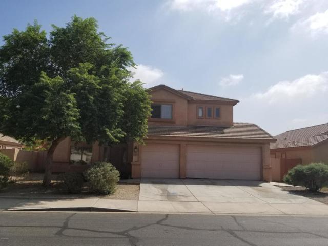 2861 S Chatsworth, Mesa, AZ 85212 (MLS #5822932) :: Group 46:10